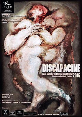 El carte de Discapacine 2016