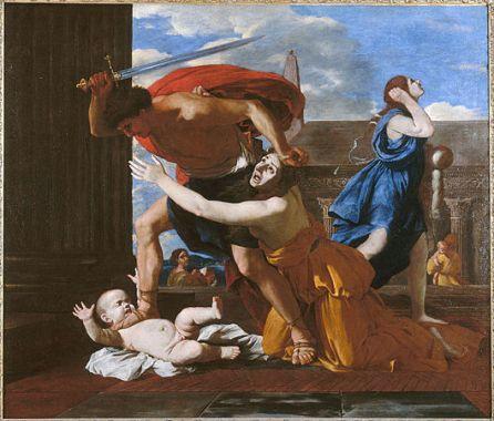 La masacre de los inocentes.. el grito que desgarró el interior de Bacon