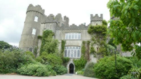Viaje al pasado en el castillo de Malahide